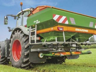 How to Calibrate a Tractor mounted Fertilizer Spreader