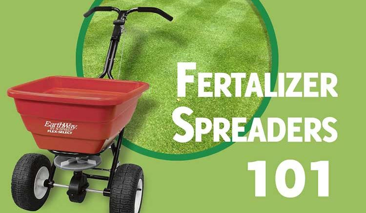 Fertalizer Spreader Basics